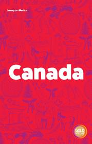 Gold Medal Canada brochure